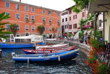 Excursions at the Garda Lake / by Griet Vleugels