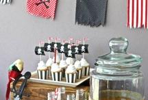 Birthday party ideas / by Tasha Wood