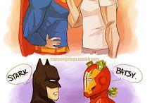 Super Heroic / by Jordan Ashford