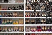 Shoes Shoes Shoes Storage Ideas. / by Rodene Ronquillo Jones