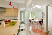 Home kitchen / by Jasmine Williams