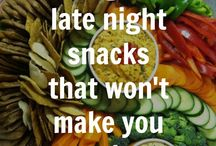 Snacks / by Janis Strawbridge