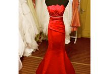 Sody Xmas party dress ideas / Formal dresses / by Linsey Gile