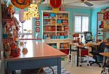 Craft Room Redo Ideas / by Mary Olson