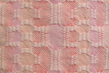 "Weaving - ""M's & O's"" / by Vladka Cepakova"