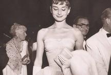 Audrey Hepburn / by ❄McCarty❄