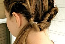 Ponytail Hairstyles / by New Hair Styles
