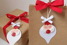 Christmas Cards & Wrap / by Vicky De-Val