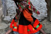 Peruvian Indigenous Textiles / by Manuel Urquizo
