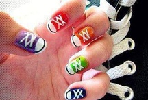 Nail Designs / Inspirational bright and fun nail designs / by Jen Deal