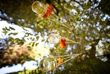 Hanging at your wedding  / by Chic Weddings