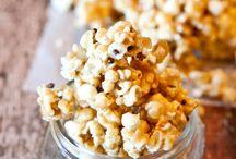 sweet & snacks / by Amy Allen