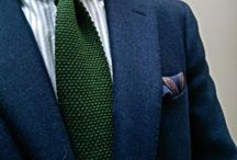 Knit Tie / Have a feeling these will be pretty popular this fall / by Brandon Thompson