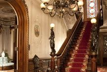 Historic Home Interiors / by Cheryl Heator