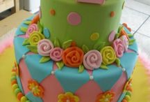 cake ideas / by Jessica Simmons