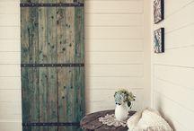 Sliding Barn Door Hardware / by Ali Norton