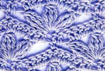 Crochet stitches / by Ann Falkner