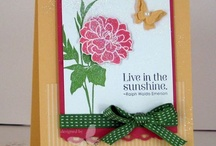 Card making / by Donna Enyeart