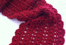 Knitting, crochet, sewing etc / by Mariette Venter  (Petals Prattle)