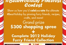 Pawsome Contests & Sweeps / by Build-A-Bear Workshop