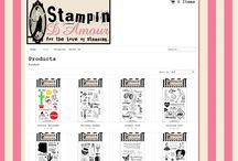 Stampindamour Stamps / Stampindamour Stamps and stamp ideas... / by Stampin D'Amour