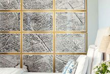 Off the Wall  / by Magalie René - Interiors