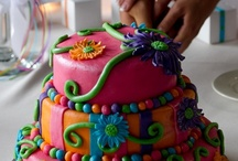 cakes / by Darcy Linn