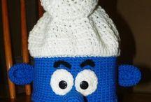 Crocheting / by Jill Alley