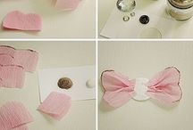 Crafty DIY ideas / by Sabina Fernandez