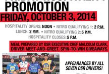 NHRA Tickets & Promotions / Check out all the latest tickets and promotions for upcoming NHRA events. / by NHRA