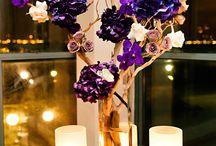 Wedding Center Pieces / by Kayla Marie Schneider
