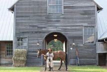 barns / by sarah swanson design | flourish design + style