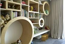 children's room interior / by izabella szuromi