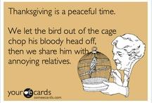 Thanksgiving / by Darlene Propp