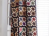 Scrap quilts / by Lisa Bongean