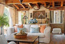 Tuscan style / by Karon Edney
