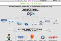 Infographics - SEO/Web Development / by Digital Duck Inc.