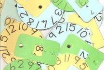 Math / by Kendra Corbin