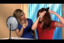 Get Rid of Frizzy Hair with Perfecter Fusion Styler | Video Tutorials / You don't have to go to a salon to change frizzy hair in to straight, smooth hair. With Perfecter Fusion Styling Tool, your frizzy hair will transform in to pin straight hair or defined curls in minutes! More at: www.tryperfecter.com / by Perfecter Beauty Brands