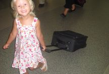 Travel with Children / by Caroline Makepeace