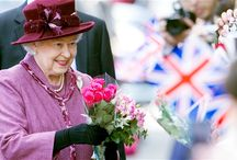 Australian/British Royal Family / Elizabeth II is also Queen of Australia as well as Great Britain. / by Carolyn Cash