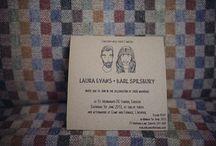 Wedding invitations / by Lyndsey Sullivan