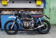 Motorcycle / by Tadashi Kono