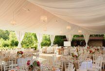 Wedding Reception Ideas / by Kelly Collins