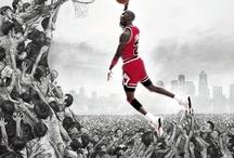MJ BULLS CHICAGO / Goat / by Nicolas Perez
