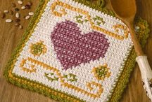 Crochet and Knitting / by Sue Crocker