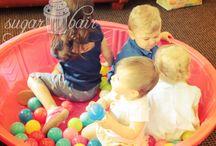 1st Birthday Party / by Lindsay Schultz