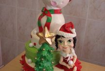 Christmas desserts / I hope that you have nothing but fun, fun, fun making these yummy desserts, and save the best for last eating the dessert  that you made and at the same time enjoying and believing in the spirit of Christmas :) !!!!! / by Debbie Harrington