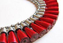 Paper bead / by Cris Veronessi