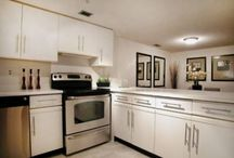 New House - Kitchen / by Beth Barker